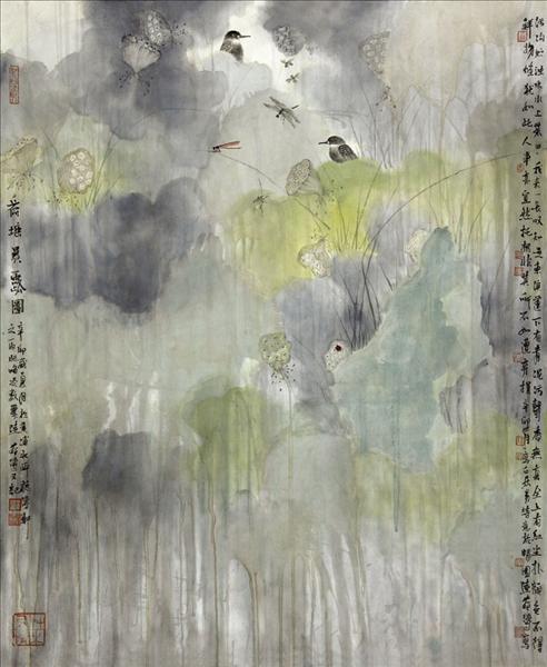 荷塘·2011No.013